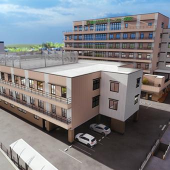地域包括ケア病棟開設
