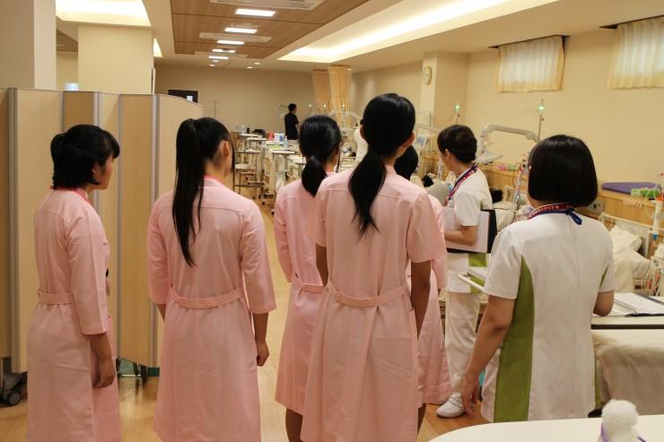 「ふれあい看護体験 (一日看護師体験事業)」実施要領 看護の心をみんなの心に